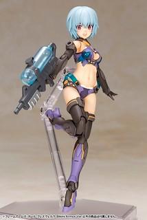 壽屋《Frame Arms Girl 骨裝機娘》Hresvelgr 魔鷲 比基尼裝甲 Ver. (フレズヴェルク Bikini Armor Ver.)
