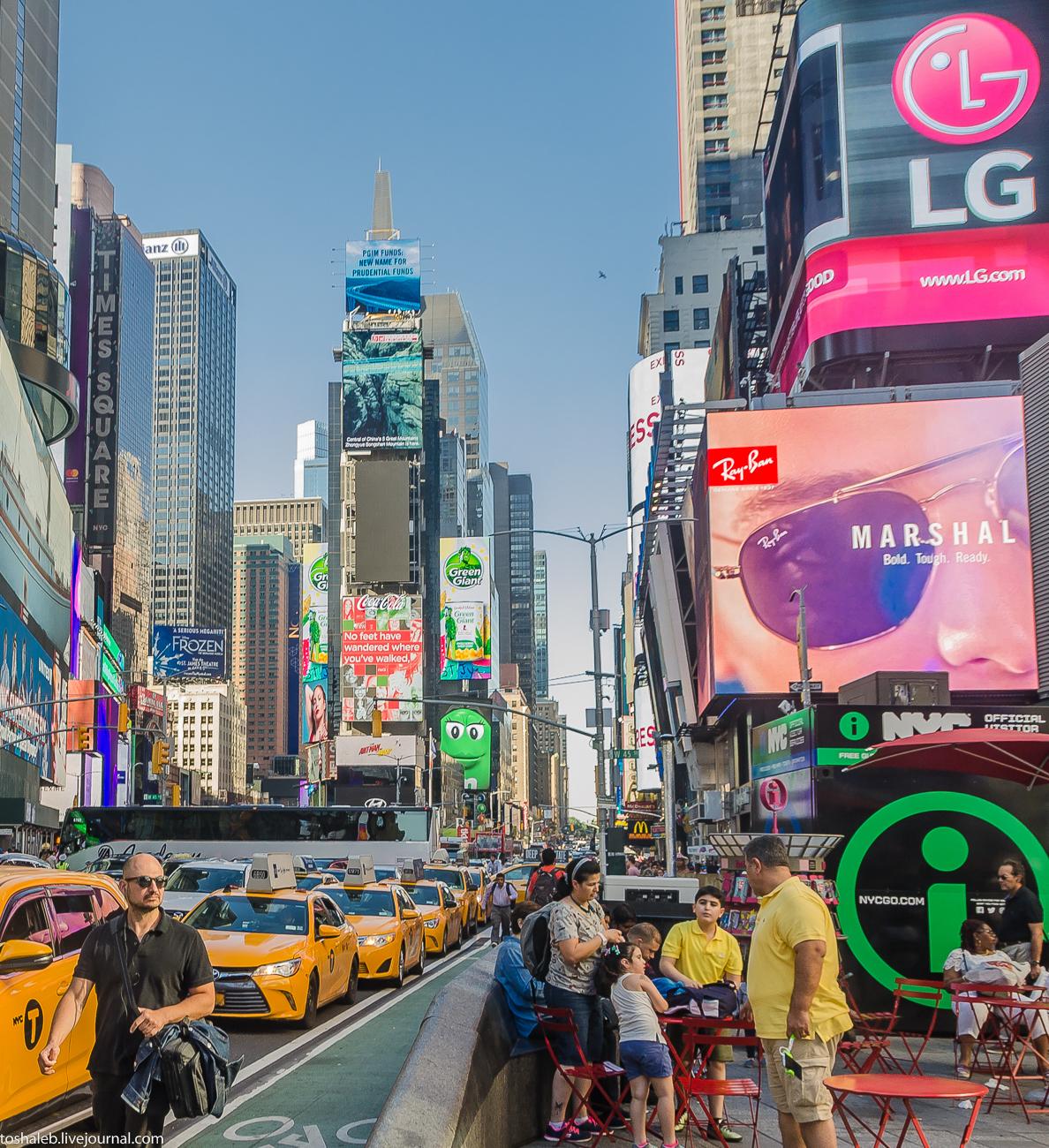 Нью-Йорк_Central Park_Times Square-65