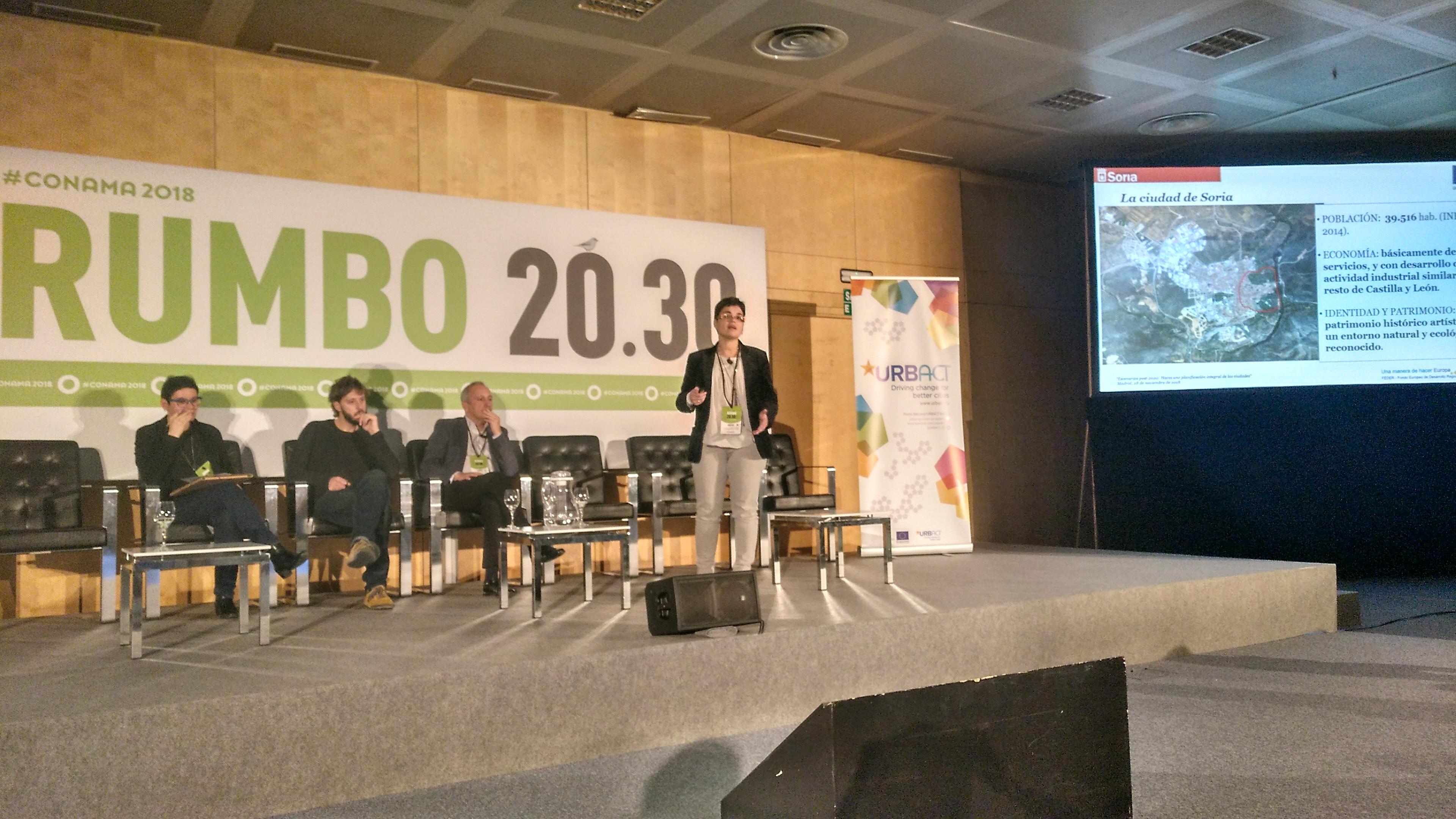 AE13: ESCENARIOS POST-2020: HACIA UNA PLANIFICACIÓN INTEGRAL EN LAS CIUDADES