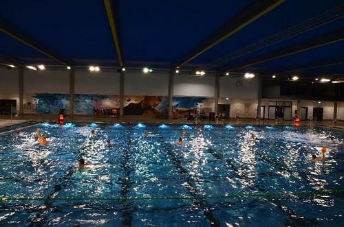 Düsseldorfer Schwimmclub 1898 II 12:4 WSG Vest (Erkenschwick/ Recklinghausen)