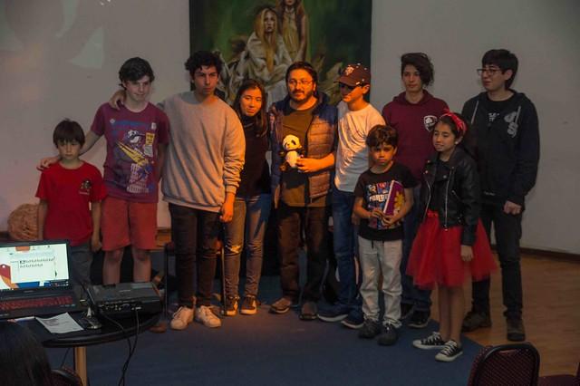 Gala de piano popular y bajo eléctrico - Rogiel Rivera