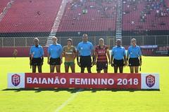 FEMININO - FINAL CAMPEONATO ABIANO - VITÓRIA X LUSACA - FOTOS: MAURICIA DA MATTA / EC VITÓRIA