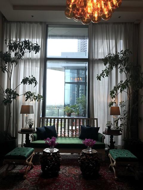 Manila House window