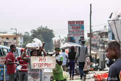 Kumasi midday - No Stopping