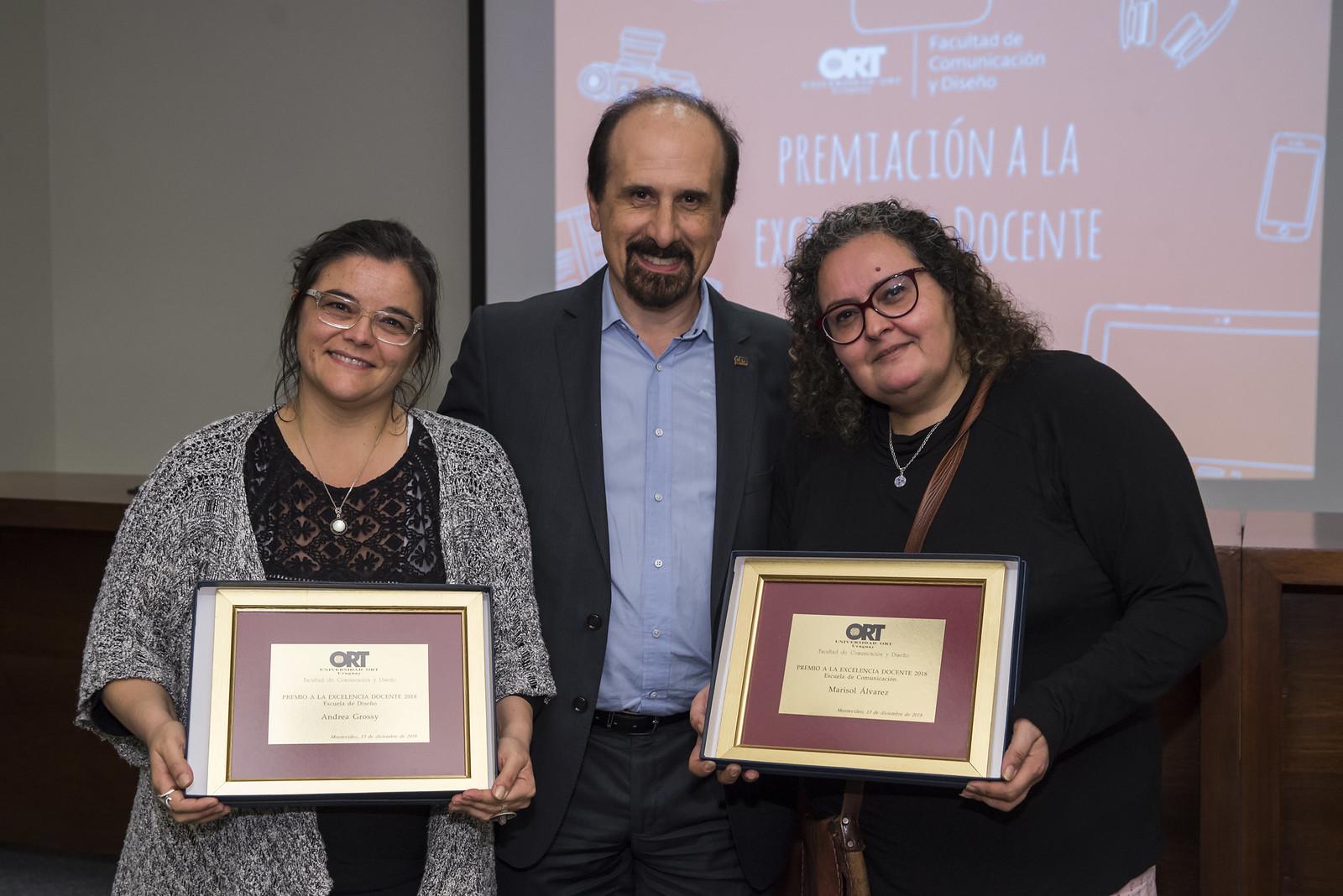 Premio a la Excelencia Docente - diciembre 2018