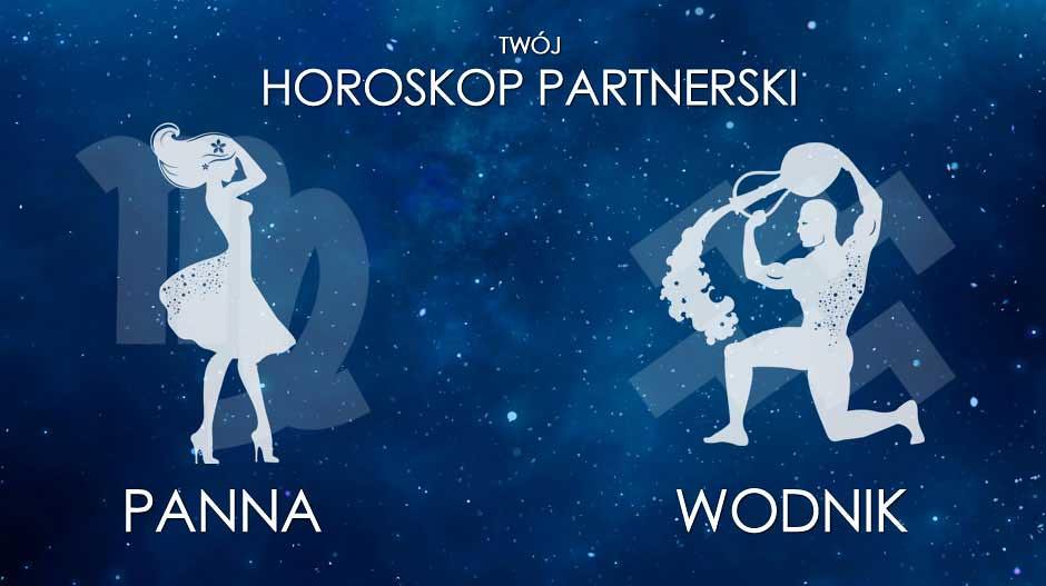 Horoskop partnerski Panna Wodnik