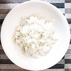 the sickness collection: #white rice #shadeoftheday #9/365 #shottoday #dailypic