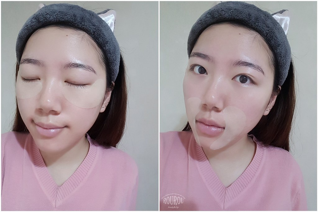 KOSE極上保濕凝凍眼唇專用+極上保濕凝凍膠原蛋白10