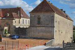 Moutiers-Saint-Jean (21) : abbaye royale - Photo of Quincy-le-Vicomte