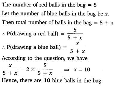 Ncert Solutions For Class 10 Maths Chapter 15 Probability