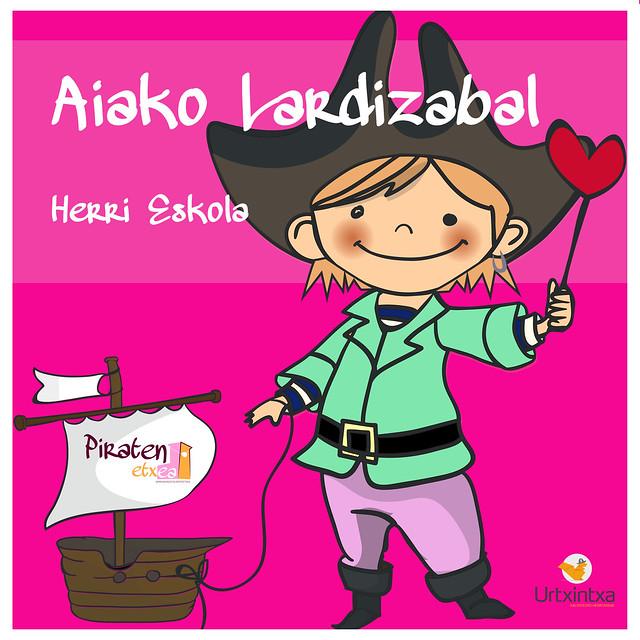 Pirata egonaldia-Aiako Lardizabal Herri eskola 2018-11-12/2018-11-13
