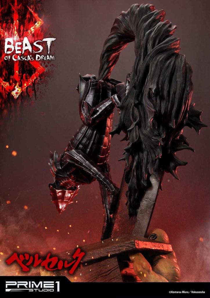 Prime 1 Studio《烙印勇士》喀絲卡的夢之獸 ベルセルク 夢の獣 UPMBR-10EX 1/4 比例全身雕像作品