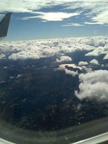 americanairline clouds sky bradleyimages