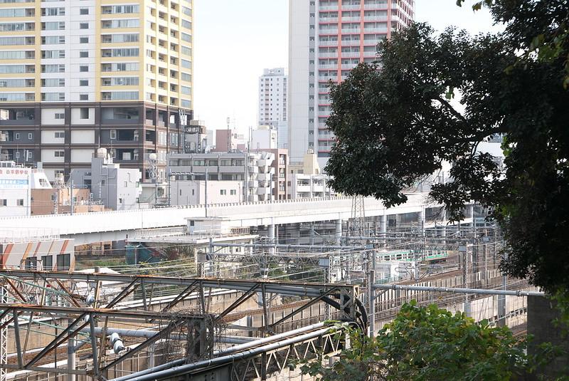 西日暮里 諏方神社