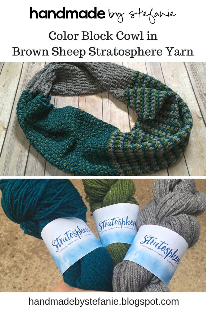 ColorBlockBrownSheepCowl