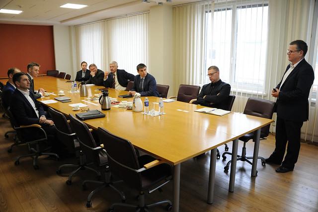Lietuvos energijos atstovų vizitas LEI (2018-11-08)