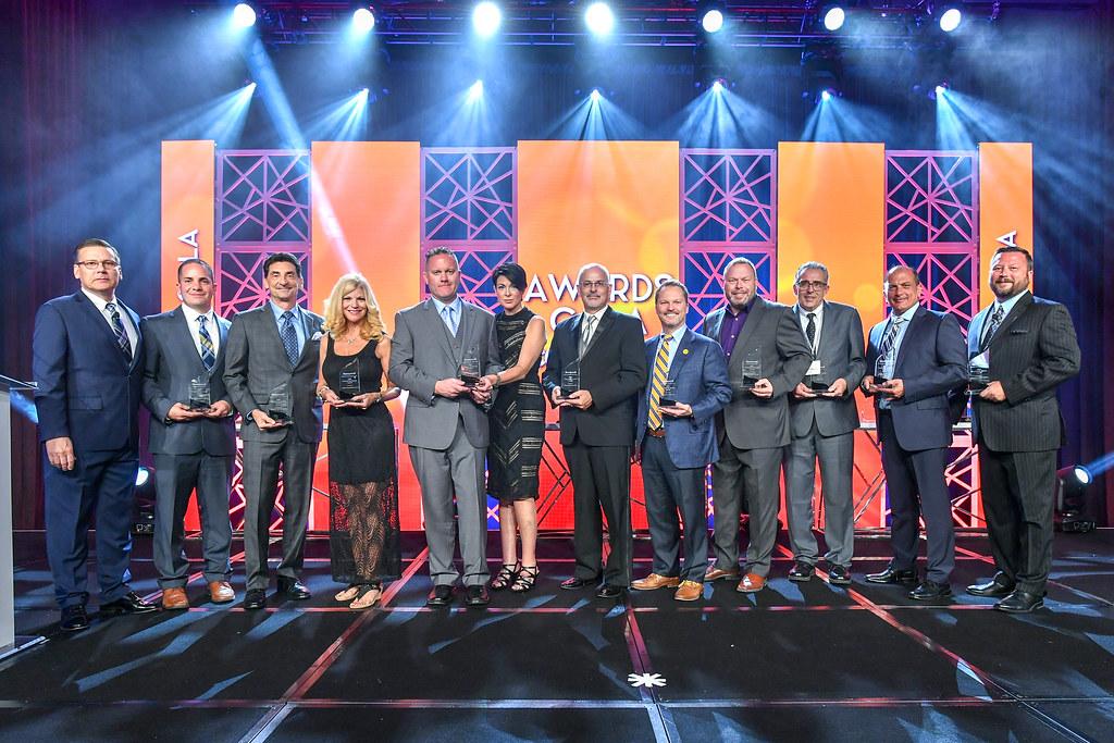 CONNECT 2018 Award Recipients