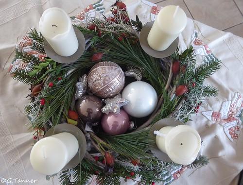 Weihnachtsstimmung im Haus