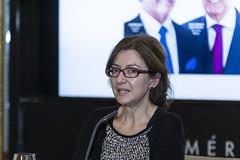 Yanina Welp, investigadora en el Centro de Estudios de la Democracia y directora del Centro Latinoamericano de Zurich de la Universidad de Zurich