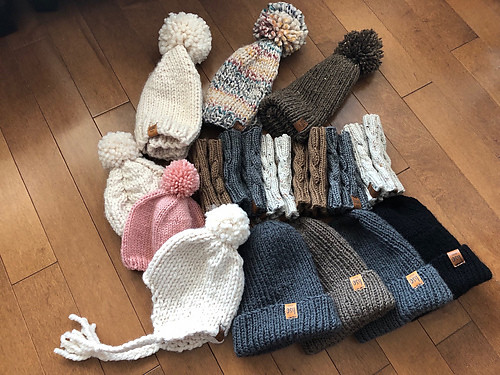 Miscellaneous knits by Mattedcat!!