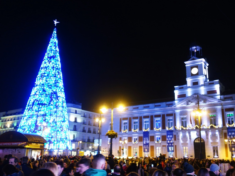 Madrid Christmas