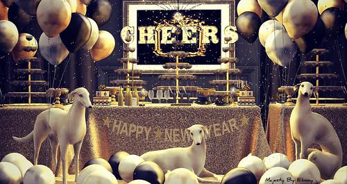 Majesty- Let's Celebrate!