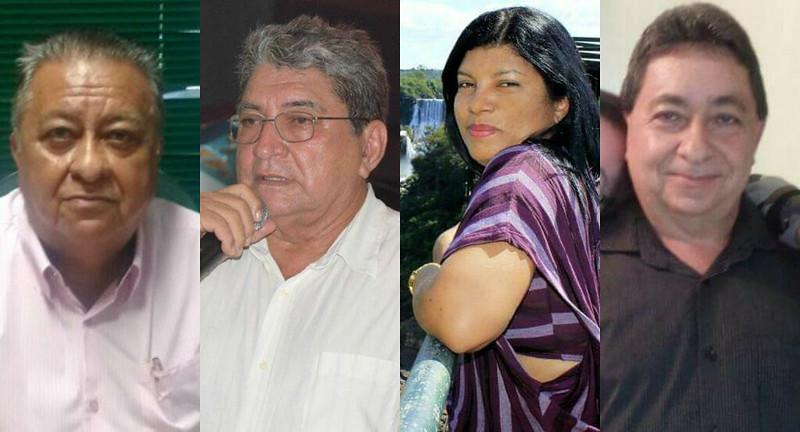 Acusados: escândalo do lixo em Oriximiná