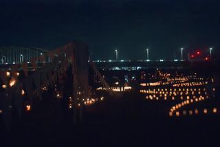 多摩川キャンドルナイト 2018