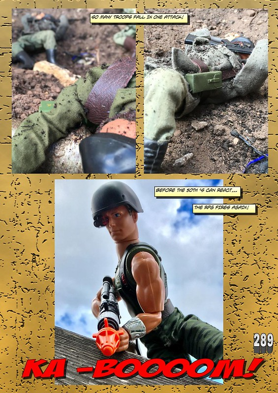 BAM2272 Presents - An Old Face Returns! Chapter Eighteen - The Munrovians Prepare their defences - Part Two 44868042865_8be2c8ea29_c