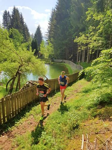 Berglauf Nassfeldriegel