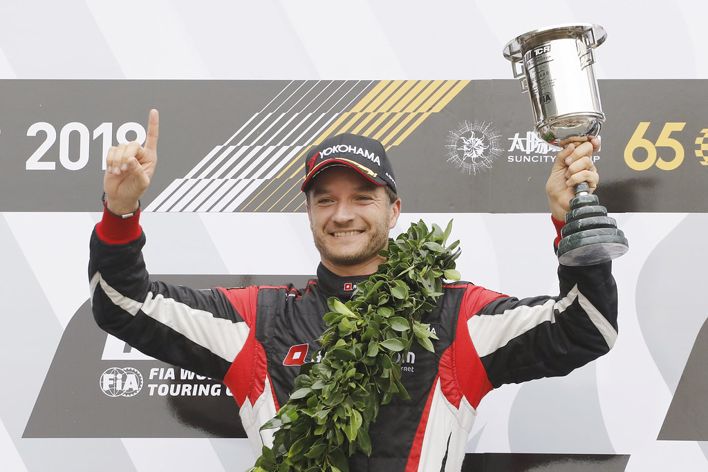 SCHEIDER Timo (AUT), ALL-INKL.COM Muennich Motorsport, Honda Civic TCR, portrait during the 2018 FIA WTCR World Touring Car cup of Macau, Circuito da Guia, from november  15 to 18 - Photo Francois Flamand / DPPI