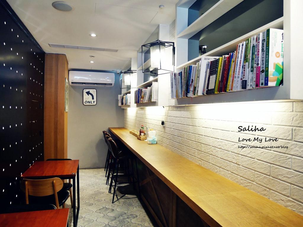 台北忠孝新生站附近素食餐廳全素披薩義大利麵炒飯咖啡館 (2)