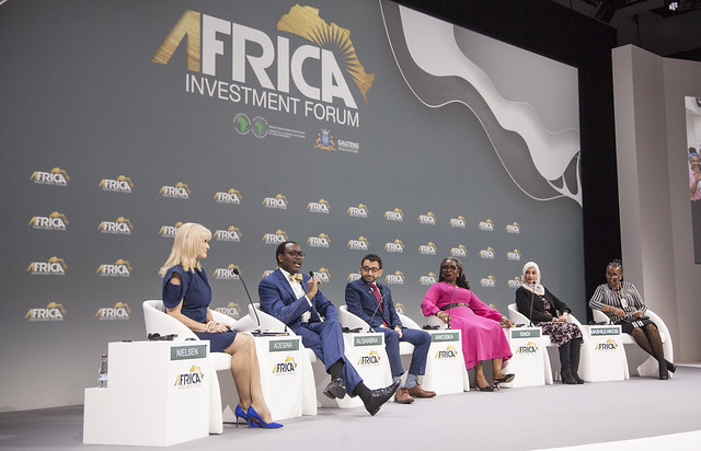 African Investment Forum - Investing In Women For Accelerated Growth