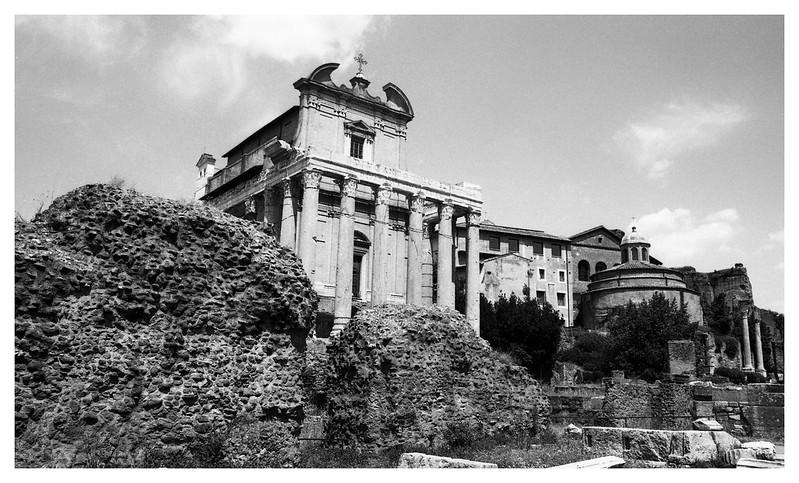 Rome Forum 01