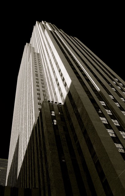 Rockefeller Center - New, Pentax K-7, smc PENTAX-DA 18-55mm F3.5-5.6 AL WR