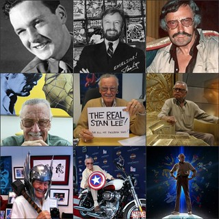 娛樂文化產業中的超級英雄!! 「史丹·李」Stan Lee 特別紀念專題