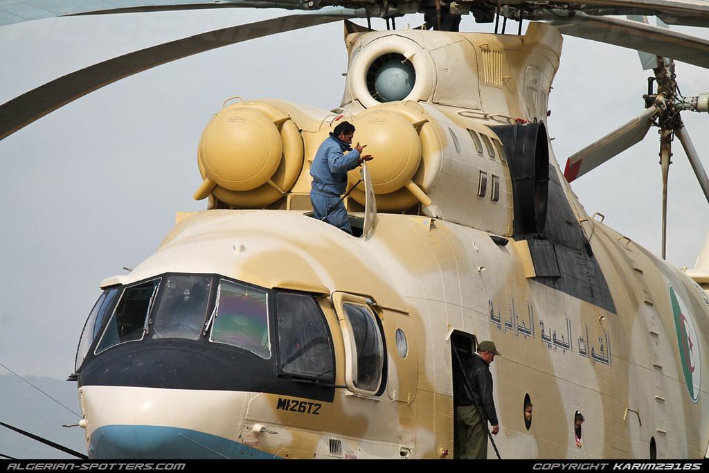صور المروحيات الجزائرية  MI-26T2 - صفحة 22 45170736624_6036322251_b