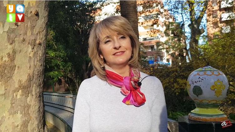 Pilar Pintor, candidata número 4 por el PP2