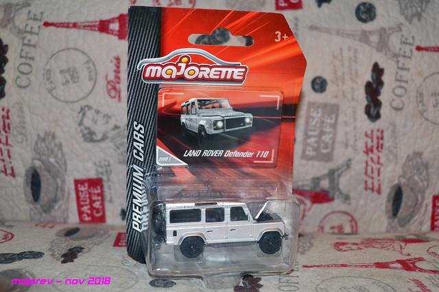 N°266B - Land Rover Dédender 110 45281272575_10ef056d1e_z