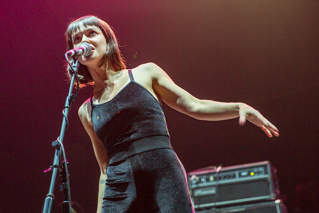 Meg Myers @ The Anthem, Washington DC, 12/04/2018