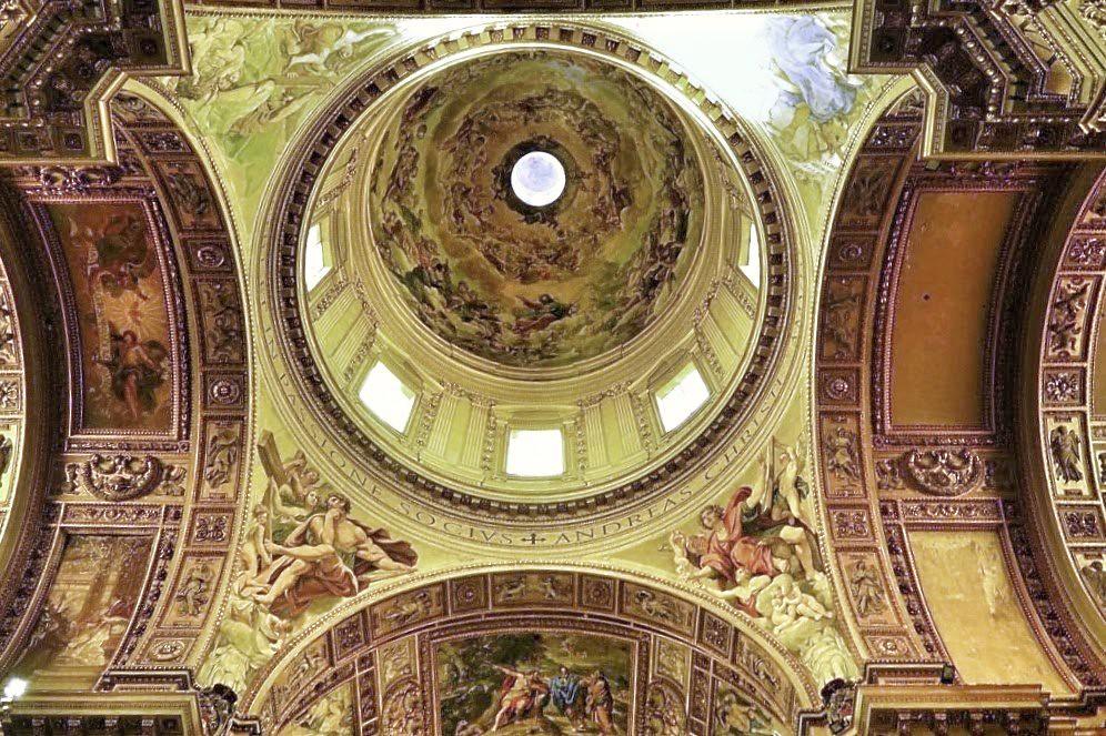 Rooman toiseksi suurin kupoli