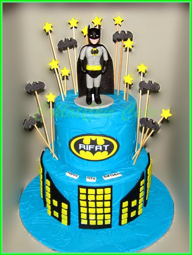 Cake batman RIFAT 15 / 12 cm