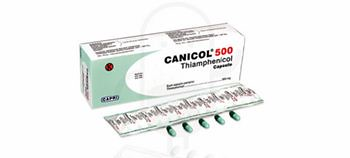 CANICOL 500 MG KAPSUL BOX