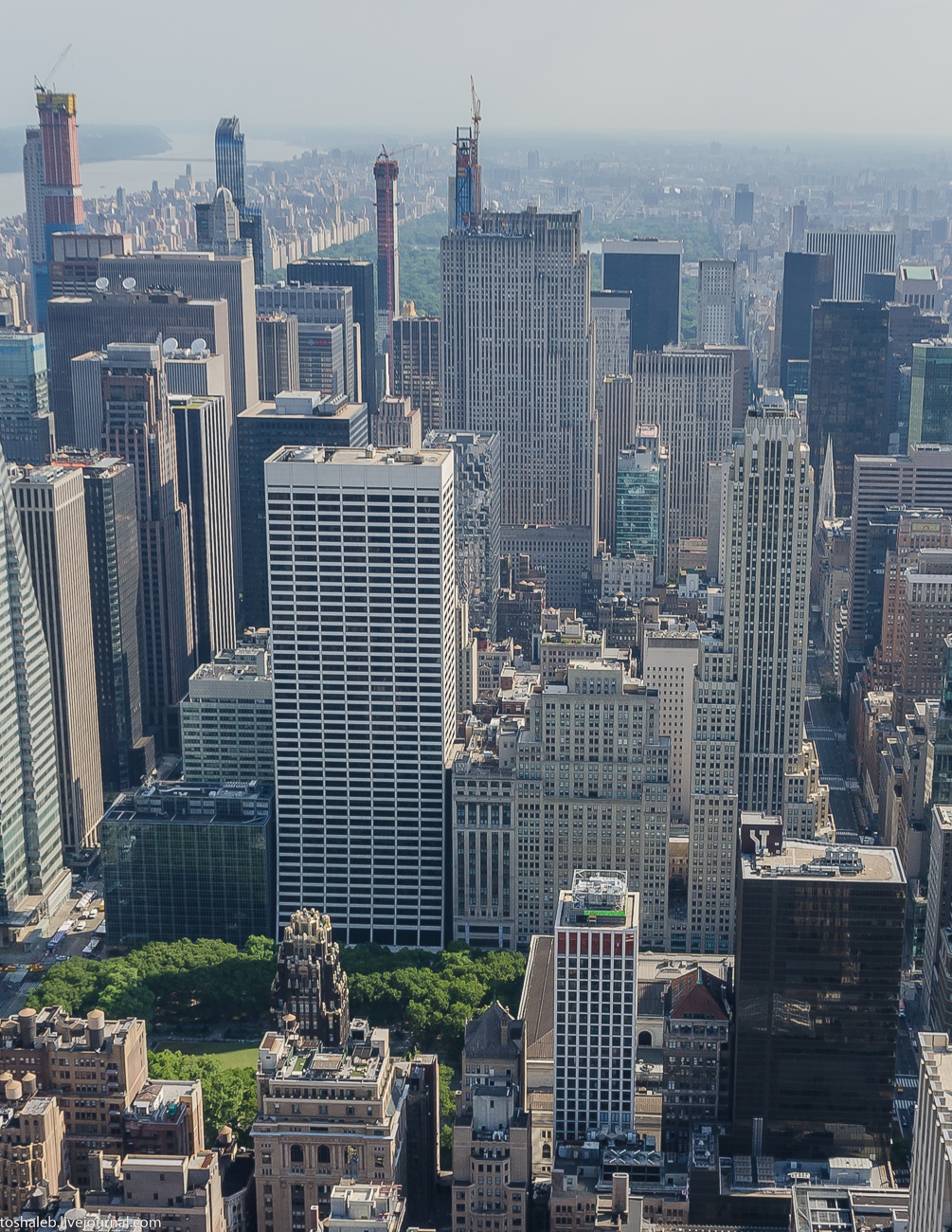 Нью-Йорк_Empire State Building-27
