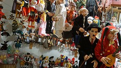 Praga - Puppets