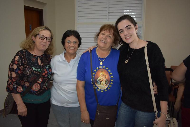 Vinhedo/SP celebra 30 anos da Campanha da Mãe Peregrina