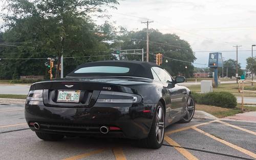 Aston DB.