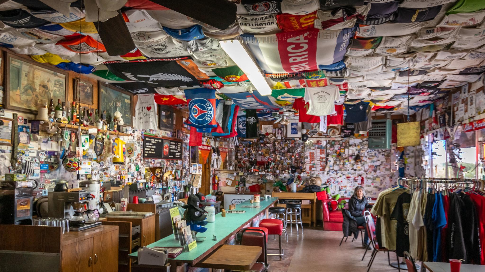Bagdad Cafe - Californie - [USA]