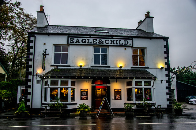 Eagle and Child Staveley