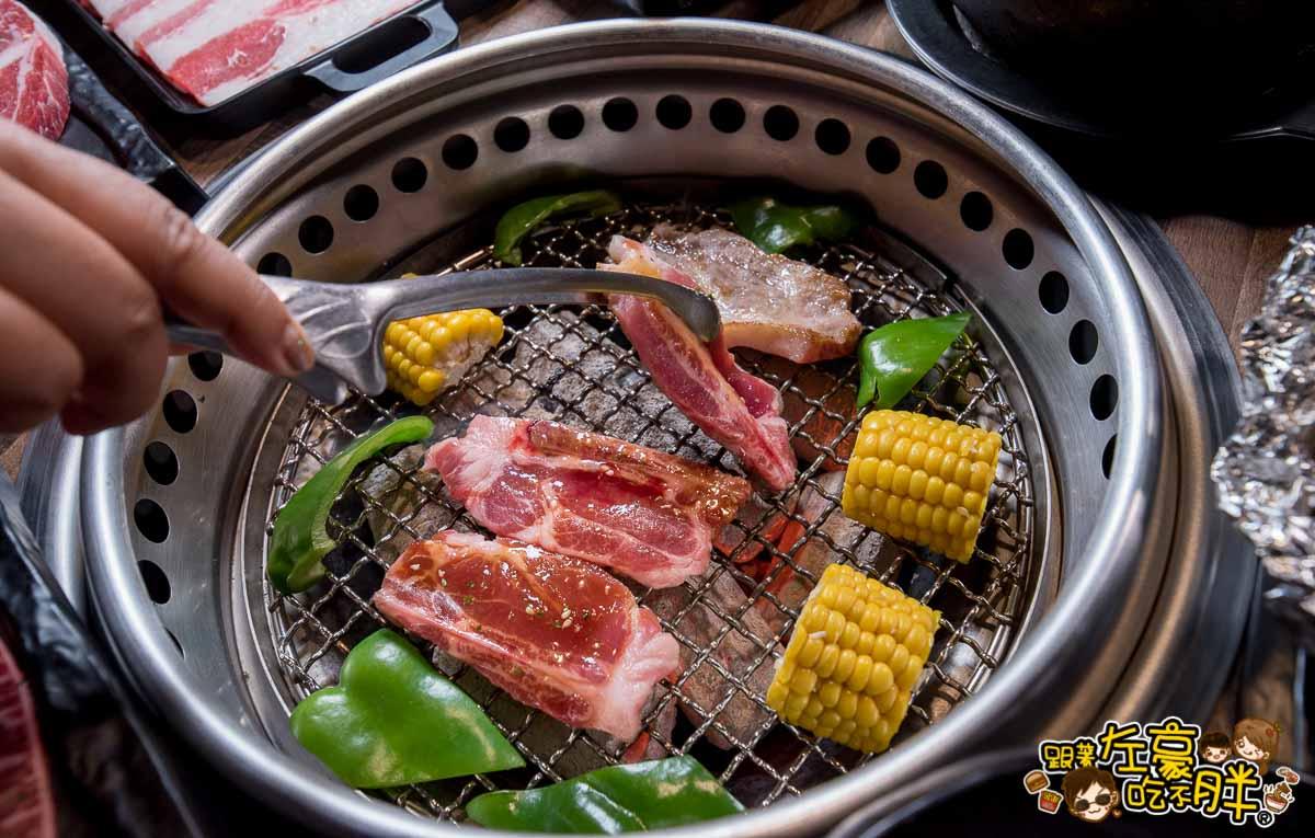 開烤Bar炭火精品燒肉吃到飽-43